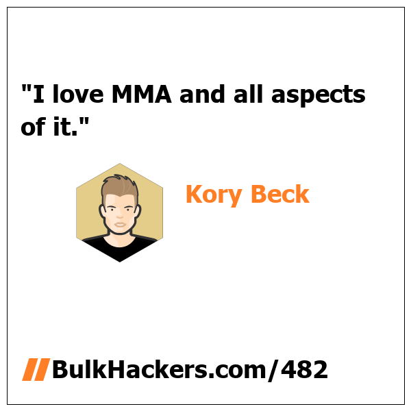 Kory Beck quote
