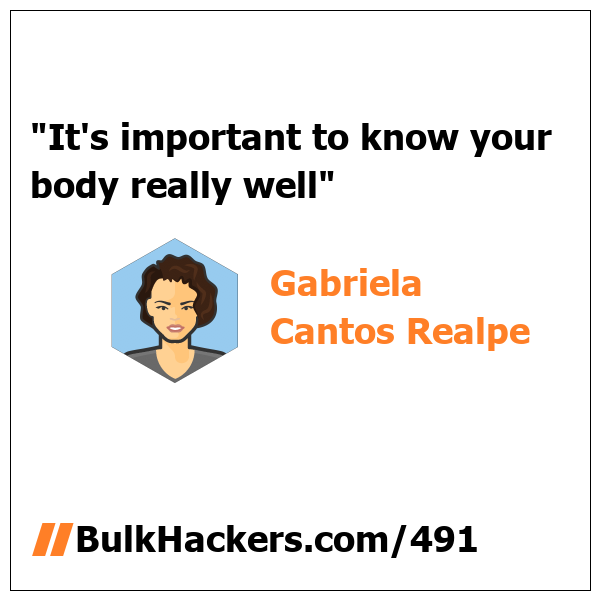Gabriela Cantos Realpe quote