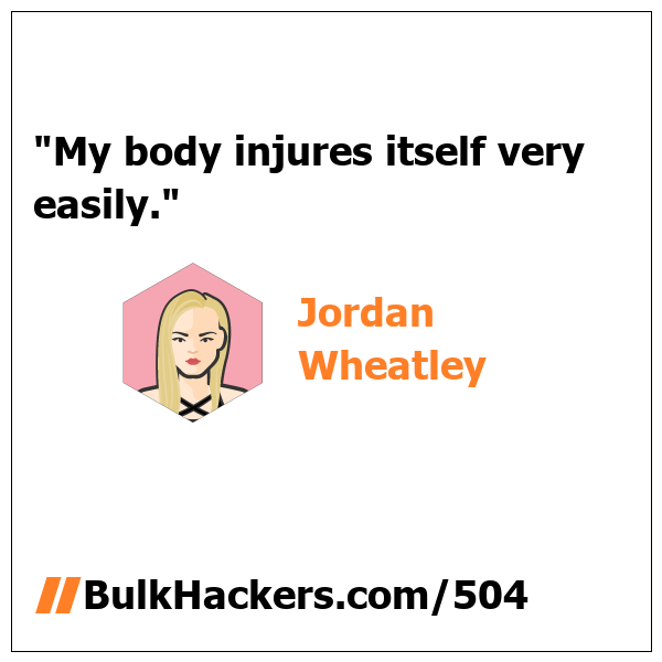 Jordan Wheatley quote