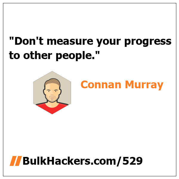 Connan Murray quote