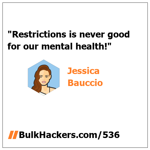 Jessica Bauccio quote