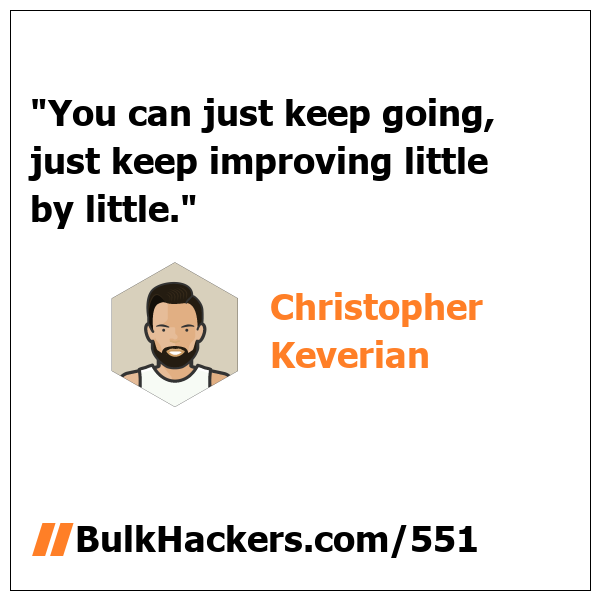 Christopher Keverian quote