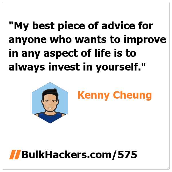 Kenny Cheung quote
