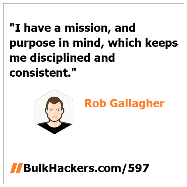Rob Gallagher quote