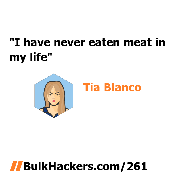 Tia Blanco quote