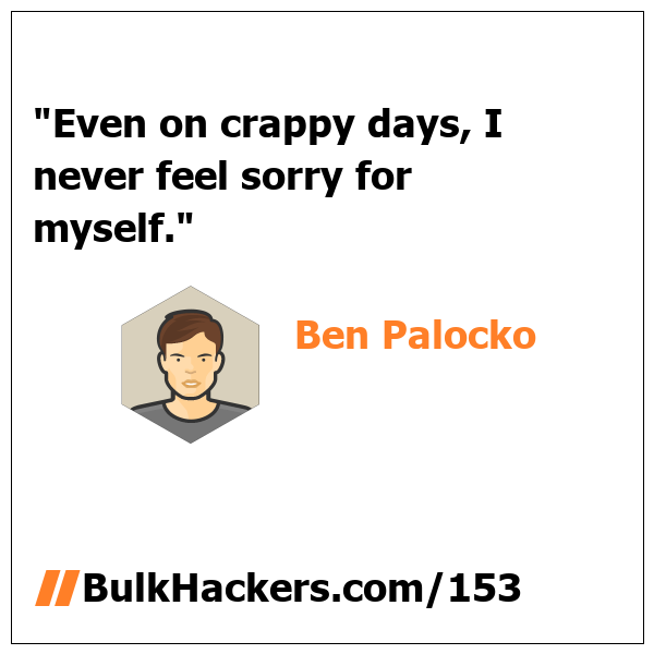 Ben Palocko quote