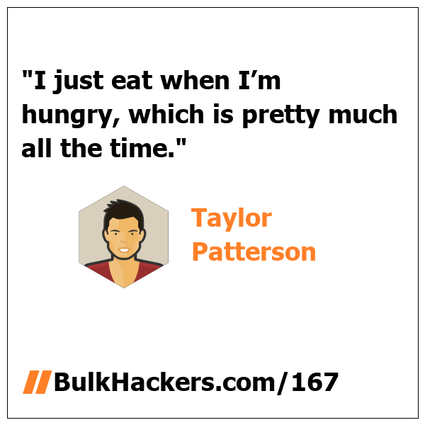 Taylor Patterson quote