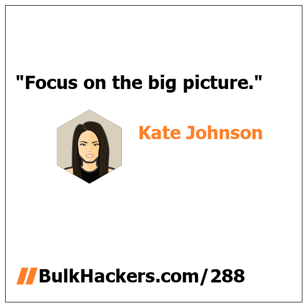 Kate Johnson quote