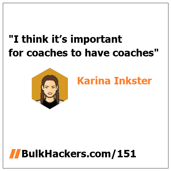 Karina Inkster quote