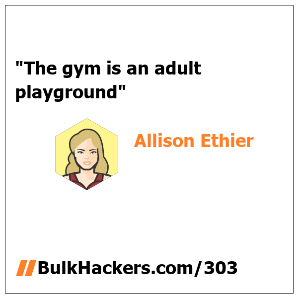 Allison Ethier quote