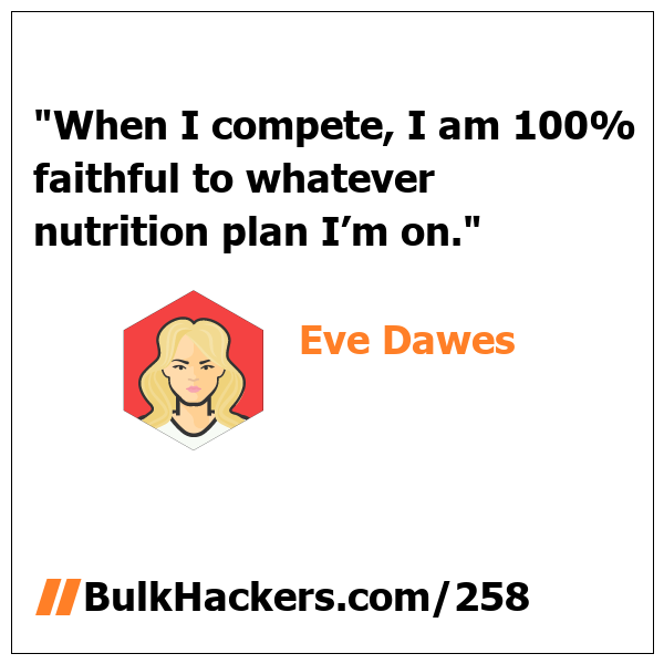 Eve Dawes quote