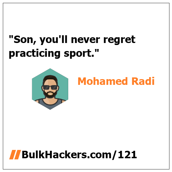 Mohamed Radi quote