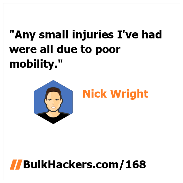 Nick Wright quote